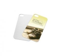 Plaque d'aluminium pour Iphone 4 et 4s personnalisée avec une photo