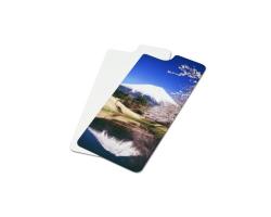 Plaque d'aluminium pour Iphone 5 personnalisée avec une photo
