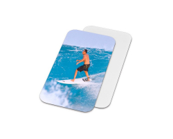 Plaque d'aluminium pour Galaxy S3 / i9300 personnalisée avec une photo
