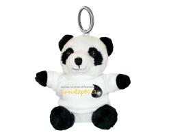 Porte-clés Panda à personnaliser avec une photo