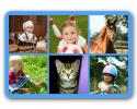 Jeu de loto personnalisé avec 12 photos