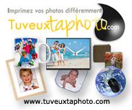 Imprimez vos photos différemment